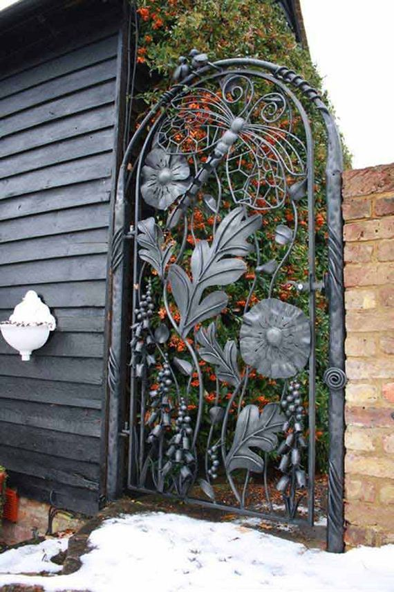Amazing Garden Gate Ideas To Reflect Style