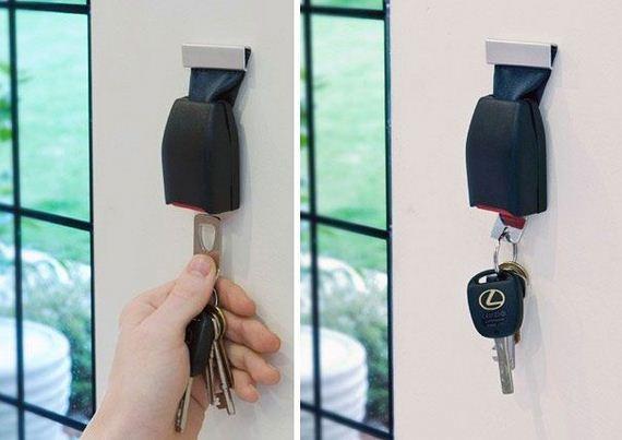 16-Key-Holder-Designs