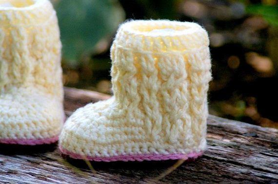 17-diy-free-crochet-baby-booties