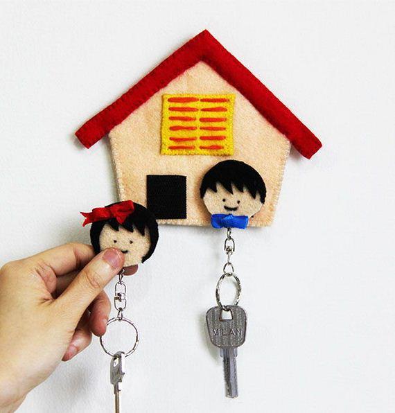 17-Key-Holder-Designs