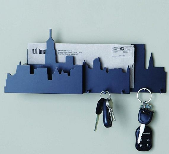 Creative Key Holder Designs