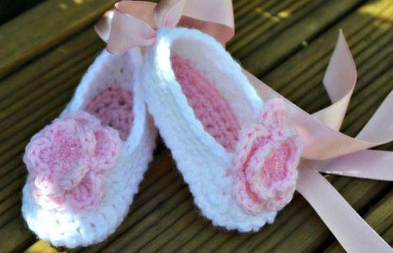 19-diy-free-crochet-baby-booties