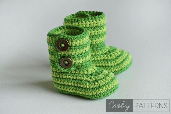 20-diy-free-crochet-baby-booties
