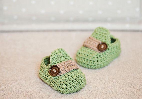 21-diy-free-crochet-baby-booties