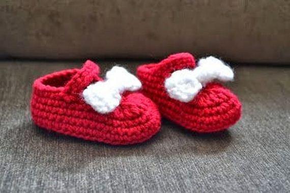 22-diy-free-crochet-baby-booties