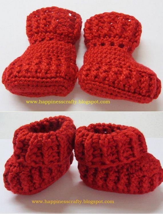 23-diy-free-crochet-baby-booties