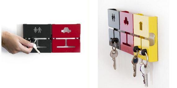 23-Key-Holder-Designs
