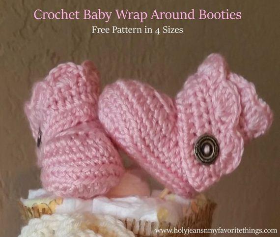 26-diy-free-crochet-baby-booties