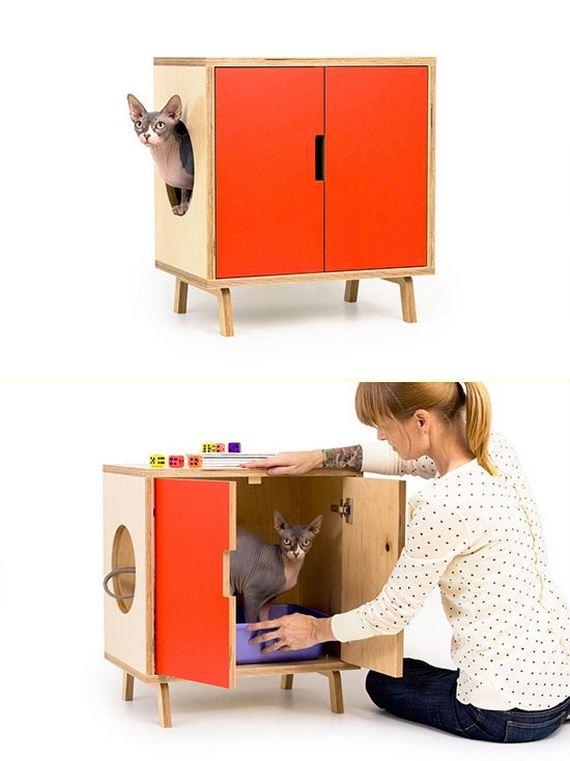 Unusual Cat Litter Solutions
