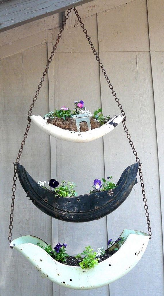 Unique Diy Hanging Planters