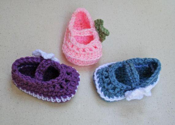 34-diy-free-crochet-baby-booties