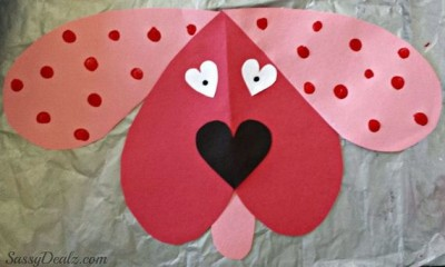 Cool Valentine's Day DIY Craft Ideas for Kids