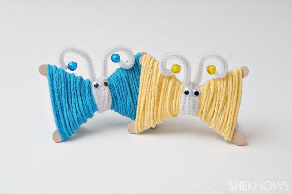Amazing No-Knit DIY Yarn Projects