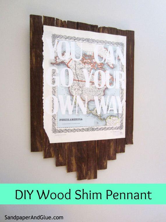 Curtain Wall Shims : Amazing wood shim diy tutorials