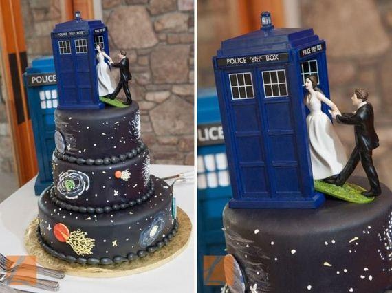 Creative Wedding Cake Designs