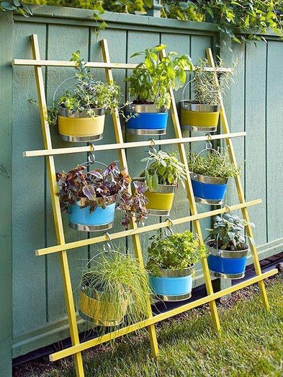 45 Hanging Planters