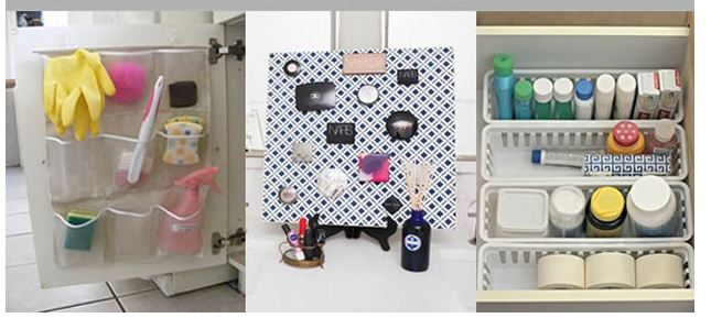 Amazing DIY Bathroom Organization Ideas