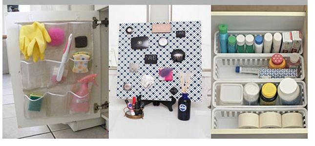 Amazing DIY Bathroom Organization Ideas