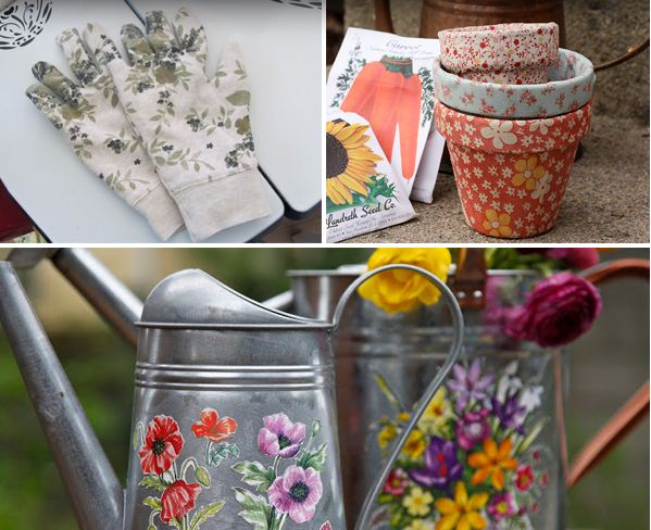 Cool DIY Gifts For Gardeners