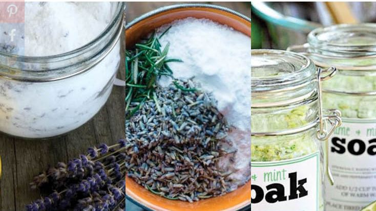 Awesome DIY Foot Soak Ideas