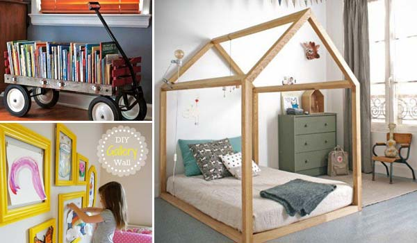 Amazing Ideas To Add Fun To a Child Room