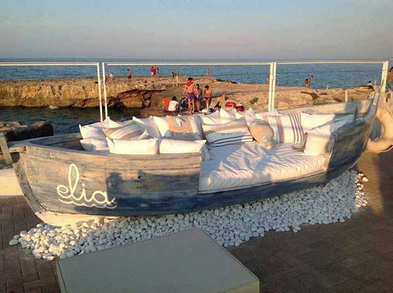 Creative Ideas For Reuse Boats