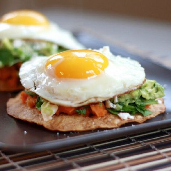 Healthy Breakfasts with Eggs