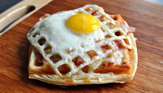 Amazing Waffle Iron Food Recipes