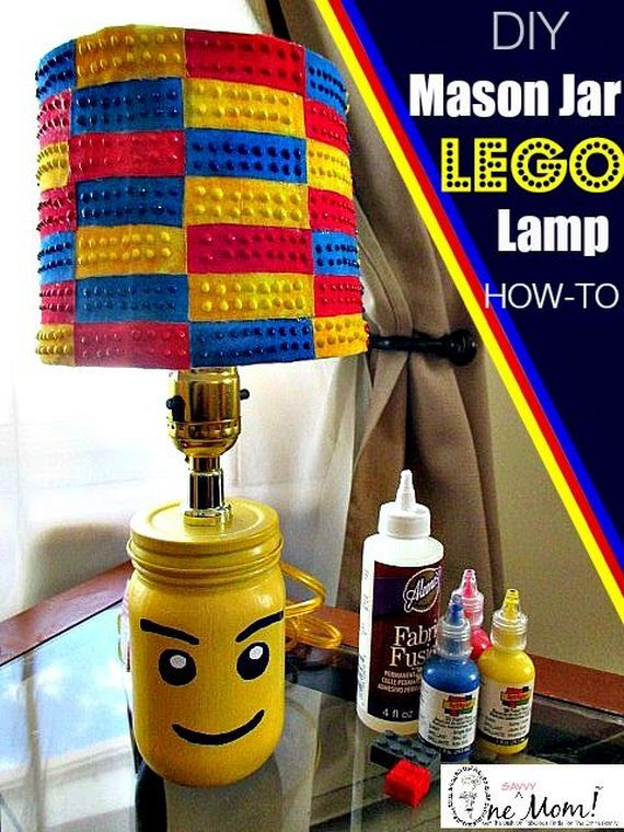 Creative Lego Diy Projects