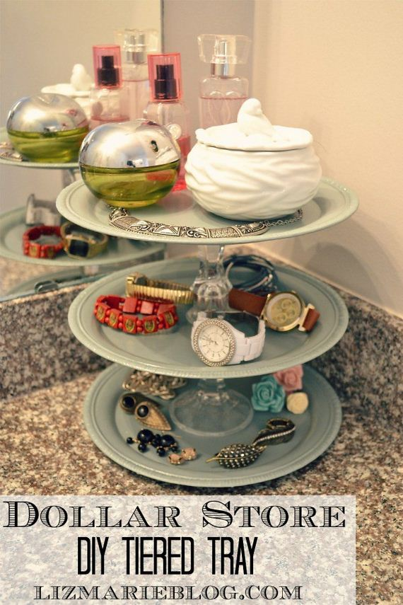 Awesome Dollar Store Organizing Ideas