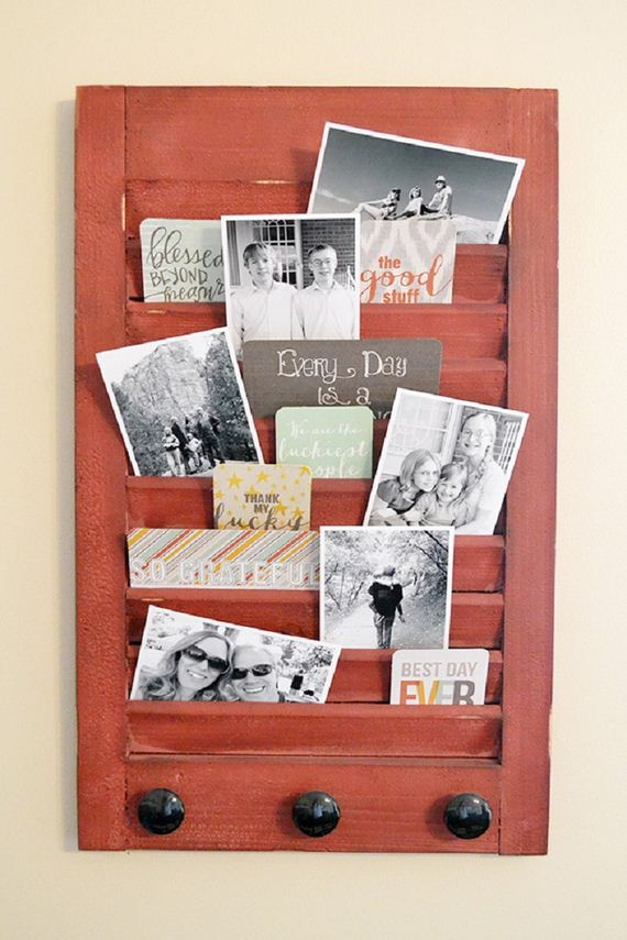 Awesome Ways to Display Family Photos