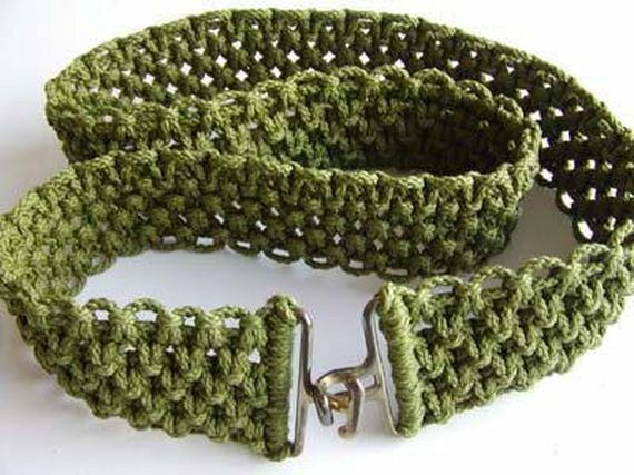 macrame belts amazing macrame diy tutorials 1321