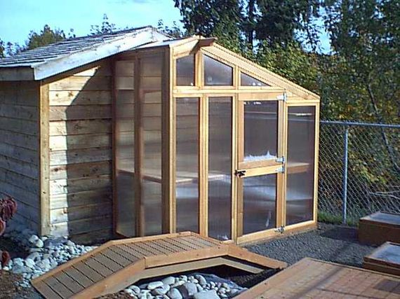 Easy Diy Lean To Shed