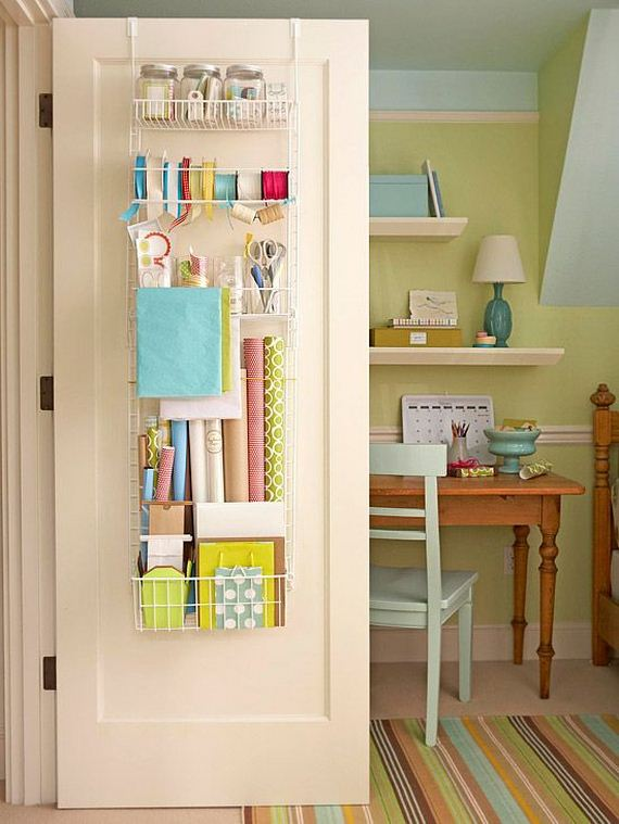 Diy Storage Ideas For Small Homes Part - 44: 19-diy-storage-idea-for-small-spaces