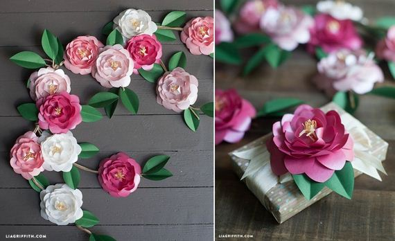 Amazing DIY Paper Flowers