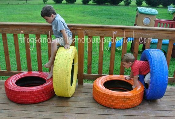 Dog Tyre Ideas Toy
