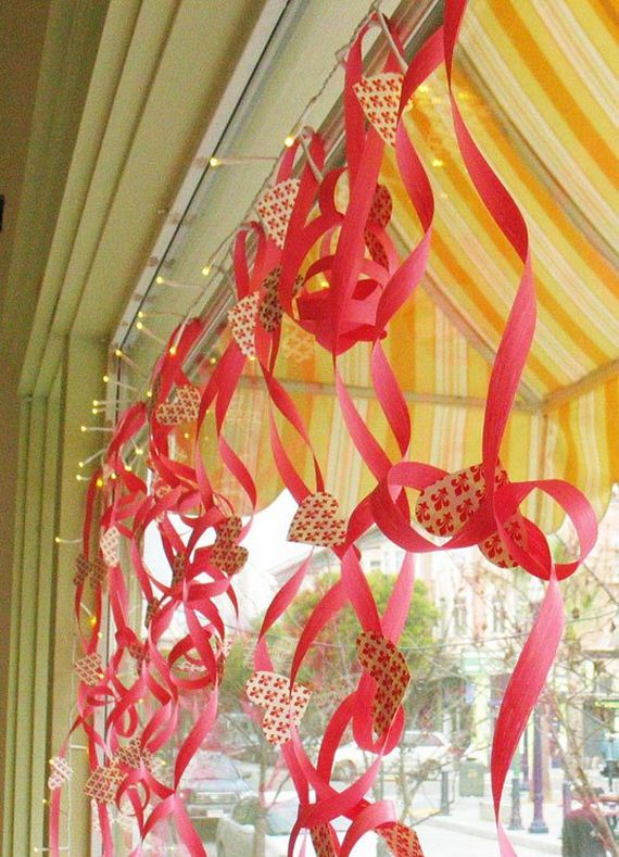 Creative diy valentine s decorations Valentine stage decorations