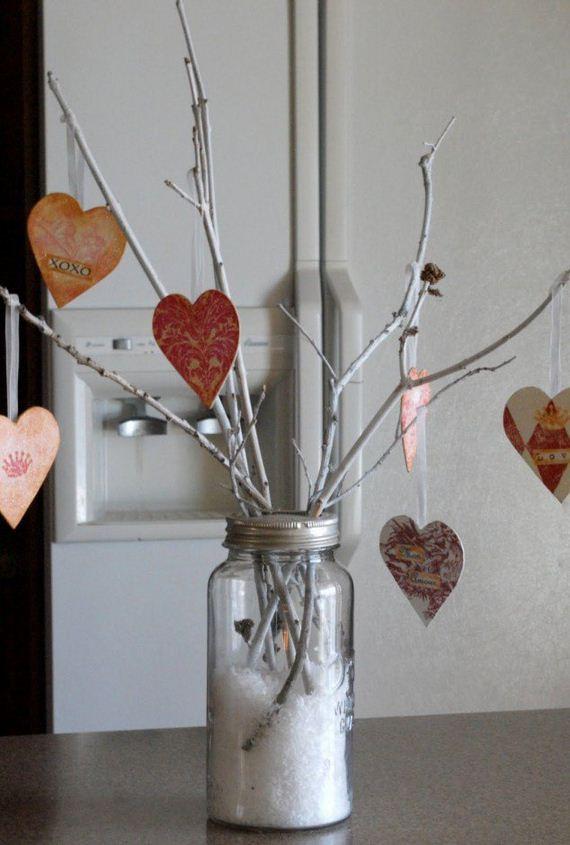 Creative diy valentine s decorations