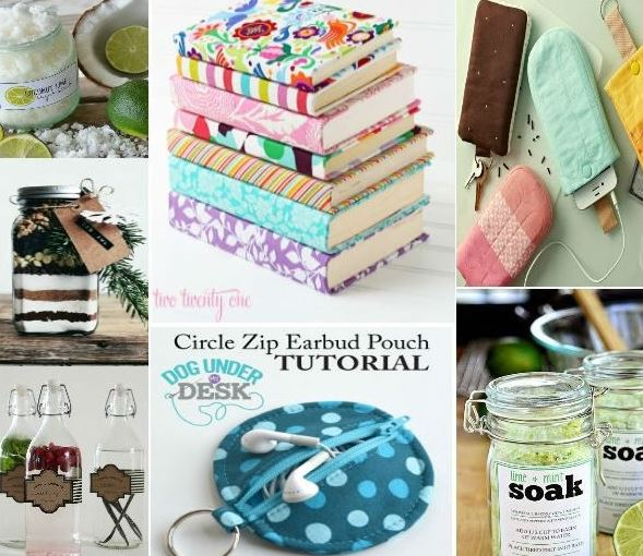 Awesome DIY Gift Tutorials