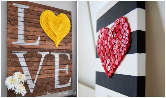 Creative DIY Valentine's Decorations