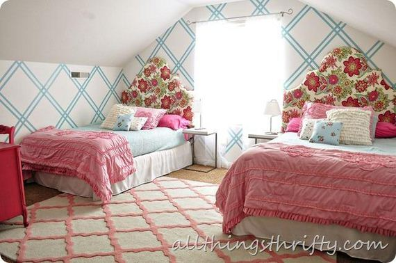 17-girl-bedroom-makeover-ideas