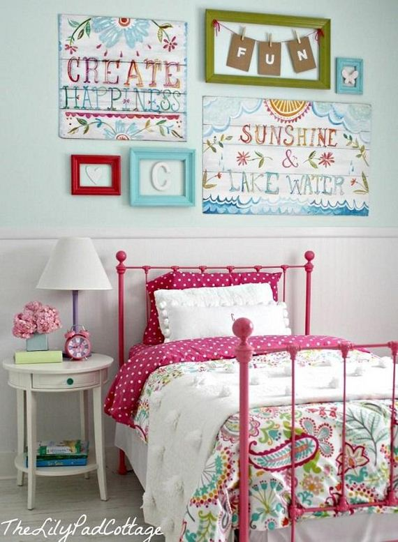 19-girl-bedroom-makeover-ideas