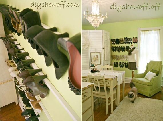 Awesome ideas to create space for your room - Ways of creating more storage space in your home ...