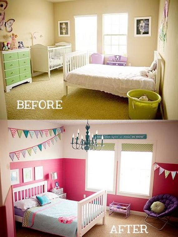 21-girl-bedroom-makeover-ideas