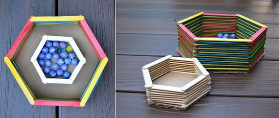 Amazing Stuff to Make with Popsicle Sticks