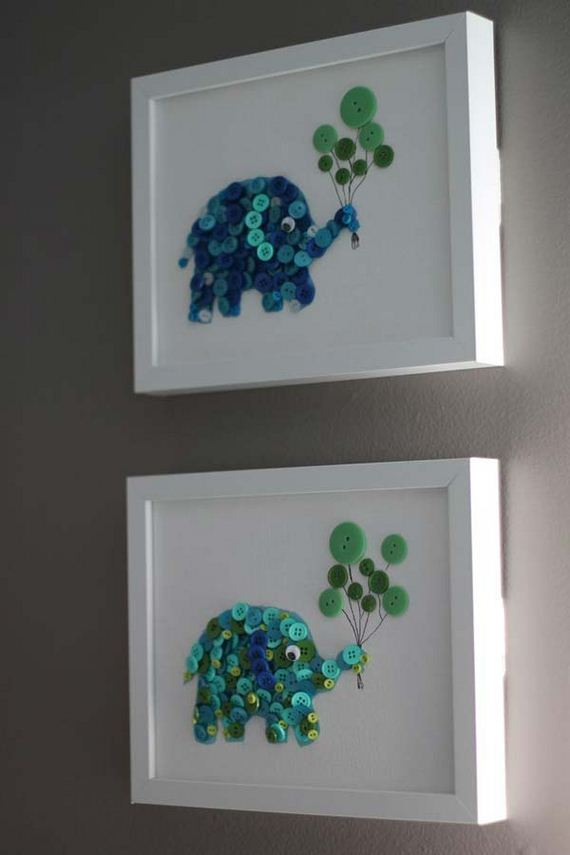 Diy Wall Art For Toddlers : Cute diy wall art projects for kids room