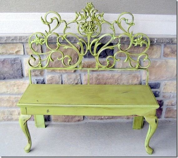 Marvelous Awesome Diy Ideas For Old Headboards Short Links Chair Design For Home Short Linksinfo