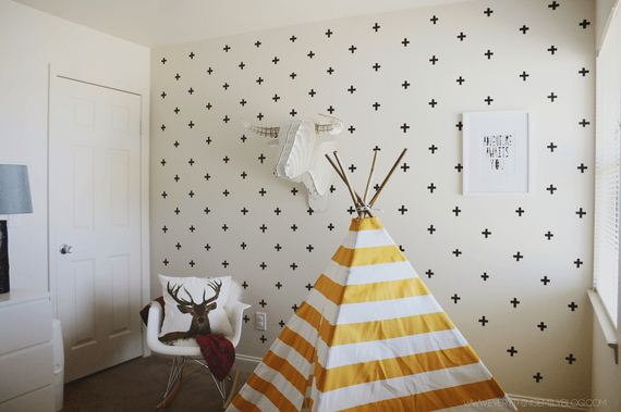 48-DIY-Black-Triangle-Wall-Decal