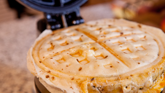 All The Things You Can Cook In A Waffle Iron