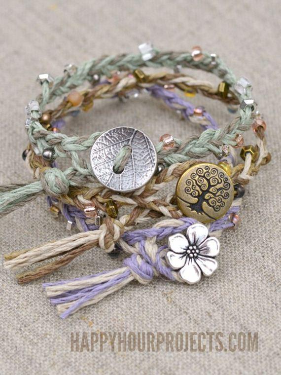 02-Bead-and-hemp-summer-ankle-bracelet